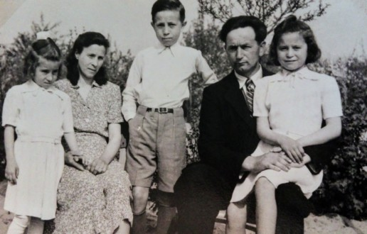 Rodina Bláhova Vacenovice